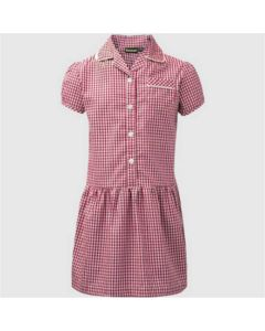 Marlcliffe Primary Gingham Dress